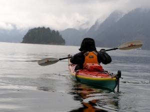 Rowing Toward God